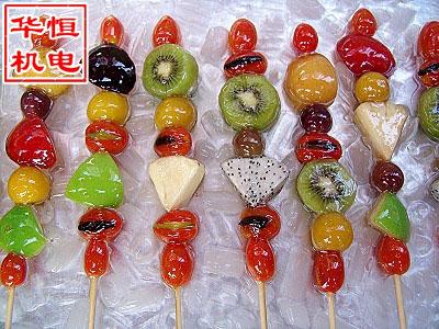 冰糖葫芦制作机